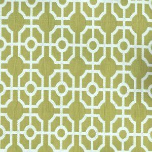 MONET Acid Green 244 Norbar Fabric