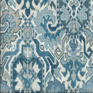 MONMOUTH Blue Heaven Norbar Fabric