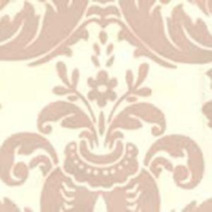 302149W MONTY Pumice On Off White Quadrille Wallpaper