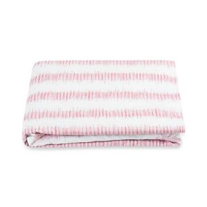 MSC001QFITPG ATTLEBORO Pink Coral Schumacher Queen Fitted Sheet