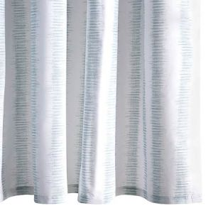 MSC001SHOPL ATTLEBORO Pool Schumacher Shower Curtain