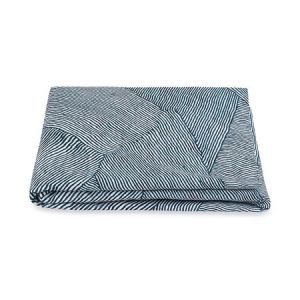 MSC002KFITNA BURNETT Navy Schumacher King Fitted Sheet
