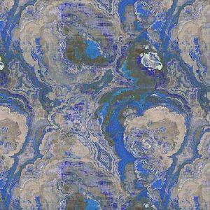 N4 1038AG10 AGATE Sodalite Scalamandre Fabric