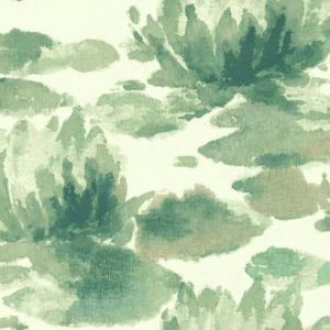NA0526 Water Lily York Wallpaper