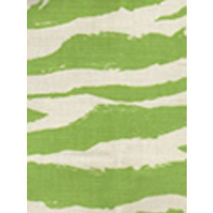 2110-28 NAIROBI Jungle Green on Tint Custom Only Quadrille Fabric