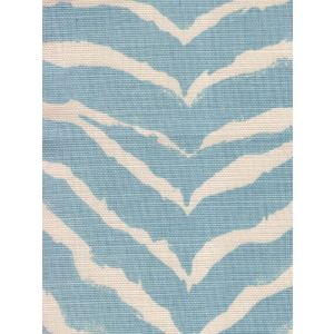 8020-03 NAIROBI PETITE Windsor Blue on Tint Quadrille Fabric