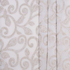 SCROLL AWAY Natural Carole Fabric