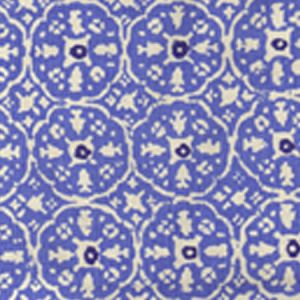 149-35WP NITIK II Pacific Blue Navy On White Quadrille Wallpaper