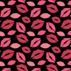 Nathan Turner KISS MY A Onyx Wallpaper