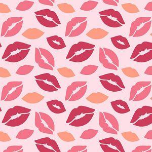 Nathan Turner KISS MY A Pink Wallpaper