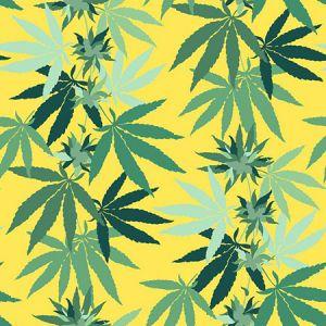 Nathan Turner Cannabis Daffodil Wallpaper