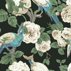 NV5517 Garden Plume York Wallpaper