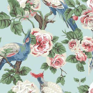 NV5519 Garden Plume York Wallpaper