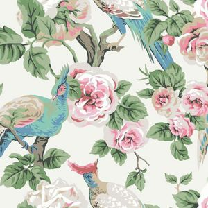NV5520 Garden Plume York Wallpaper