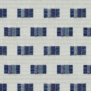 OAKMONT Indigo Mix Norbar Fabric