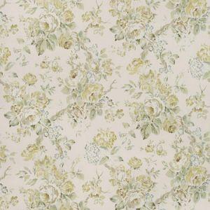 P2018106-33 GARDEN ROSES WP Lime Leaf Lee Jofa Wallpaper
