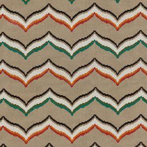 PF50465/1 SOMBRERO Emerald Spice Baker Lifestyle Fabric