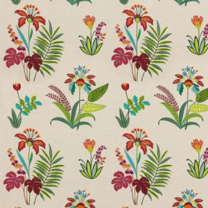 PF50466/1 BOTANICAL PARADISE Multi Baker Lifestyle Fabric