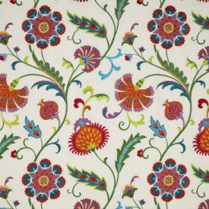 PF50468/1 BLOOMING MARVELLOUS Multi Baker Lifestyle Fabric