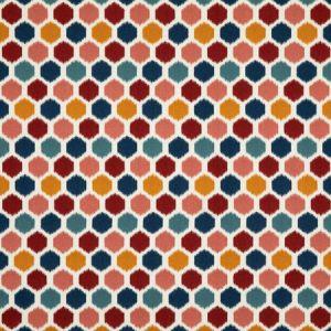 PF50470/1 PINATA Indigo Spice Baker Lifestyle Fabric