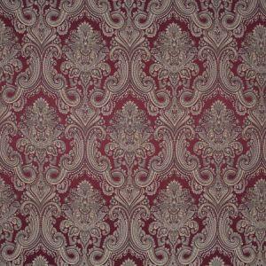 POST OAK Cranberry Carole Fabric