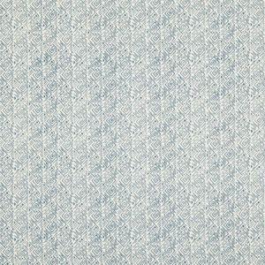 PP50475/2 LABERINTO Indigo Baker Lifestyle Fabric