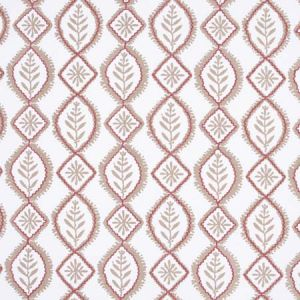 PRIDE & JOY Persimmon Carole Fabric