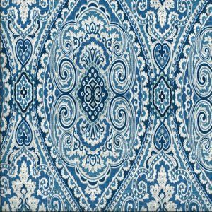 PURITY Ocean Blue Norbar Fabric