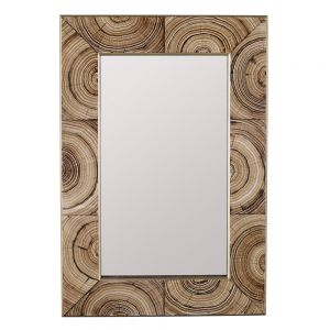 Madeline Mirror Beige by Source 4 Interiors