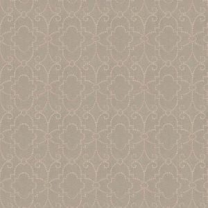 RADON SEQUINS Rose Gold Fabricut Fabric