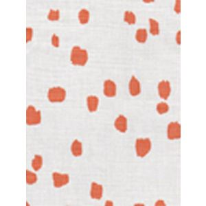 4050-03 RIO Shrimp on White Quadrille Fabric