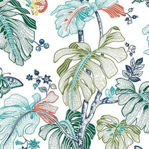 RMK11587RL Boho Palm York Wallpaper