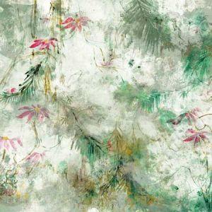 RMK11588M Jungle Lily Mural York Wallpaper