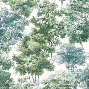 RMK11615WP Old World Trees York Wallpaper