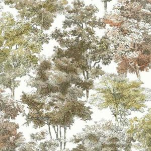 RMK11616WP Old World Trees York Wallpaper