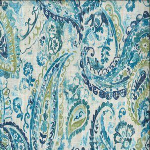 RONA Peacock Norbar Fabric