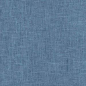 RY31732 Indie Linen Embossed Vinyl Hale Blue Seabrook Wallpaper