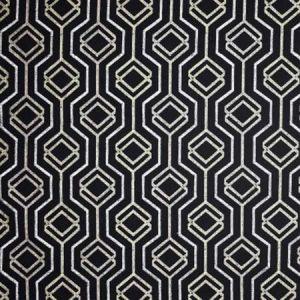S1899 Black Tan Greenhouse Fabric