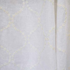 S2611 Winter White Greenhouse Fabric