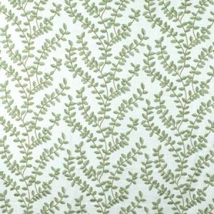 S2672 Green Tea Greenhouse Fabric