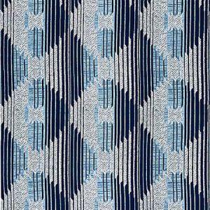 S7 0001 ATTC TUNDAR BLANKET Ozone Blue Scalamandre Fabric