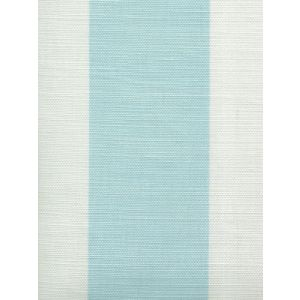 6165-01 SAND BAR STRIPE Bali Blue on White Quadrille Fabric
