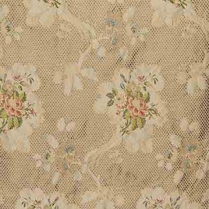 SB 00069451 FRULLINO Taupe Old World Weavers Fabric