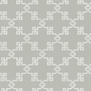 SC 0004WP88373 WP88373-004 SUZHOU LATTICE French Grey Scalamandre Wallpaper