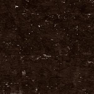WP88352-001 CARBONIZED CORK Espresso Silver Scalamandre Wallpaper