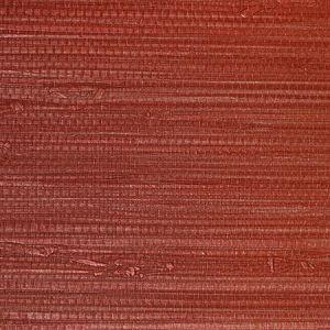 SC 0001 WP88438 PAMPAS Red Ochre Scalamandre Wallpaper