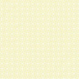 27213-002 TILE WEAVE Canary Scalamandre Fabric