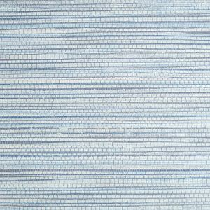 SC 0002 WP88441 WILLOW WEAVE Blue Jay Scalamandre Wallpaper