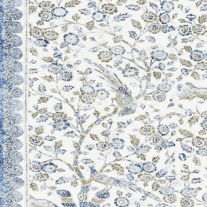 SC 0003 16625 ANISSA PRINT Lakeside Scalamandre Fabric