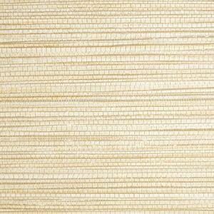 SC 0003 WP88441 WILLOW WEAVE Oak Scalamandre Wallpaper